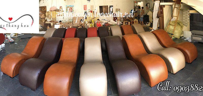 Xưởng sản xuất ghế sofa tình nhân Tân Á Châu