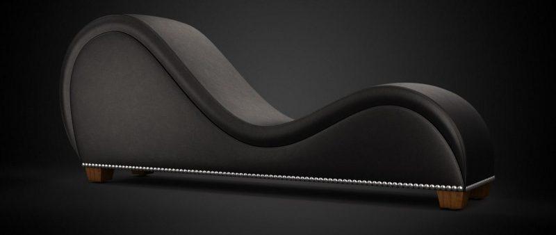 ghế tình nhân Màu đen 3