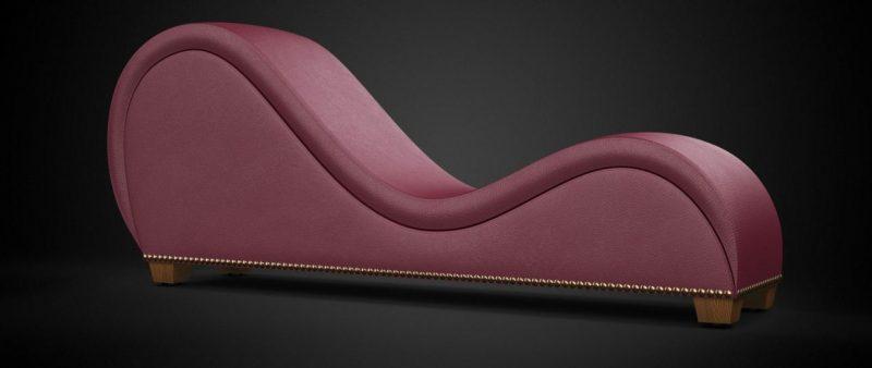 ghế tình nhân Màu hồng 2