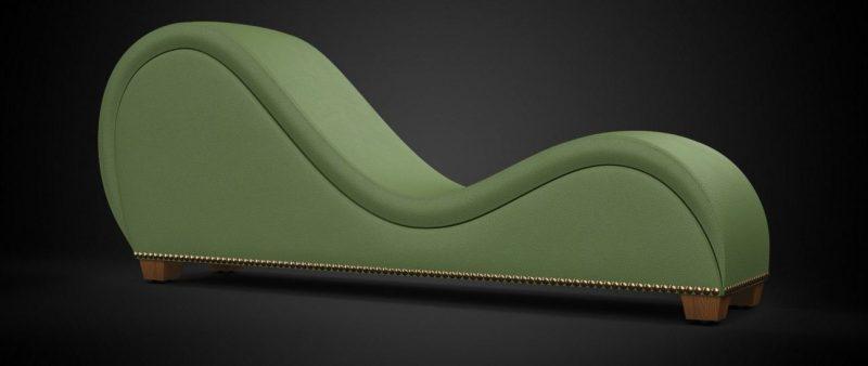 ghế tình nhân Màu xanh lá 2