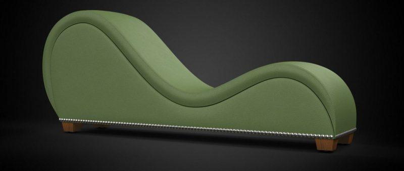 ghế tình nhân Màu xanh lá 3